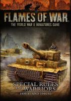 Flames of War - Special Rules & Warriors (4th Edition)