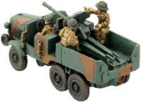 25mm SA-34 Portee