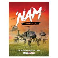 'Nam - The Vietnam War Miniatures Game, Core Rulebook