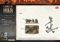 5cm Tank-Hunter Platoon (4x Plastic)