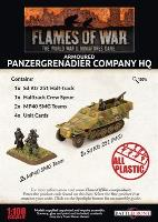 Armored Panzergrenadier Company HQ