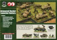 Armored Rocket Launcher Battery