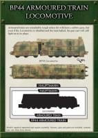 BP44 Armored Train Locomotive