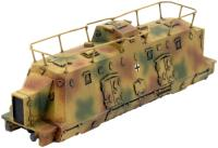 BP44 Armored Train Infantry Car