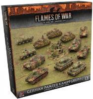 German Panzer Kampfgruppe