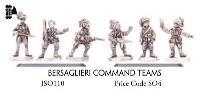 Bersaglieri Command Teams