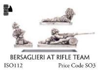 Bersaglieri AT Rifle Team