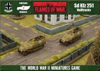Sd Kfz 251 Half-Track