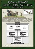 155mm Heavy Artillery Battery