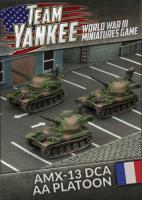 AMX-13 DCA AA Platoon