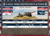 3-Inch Tank Destroyer Platoon