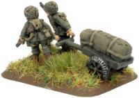 Airborne Engineer Platoon w/Major Julian Cook