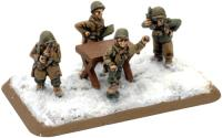 Artillery HQ (Winter)