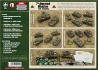 7th Armored Division - Tank Company