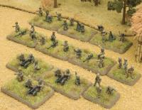 Infantry Battalion HQ (1st Edition)