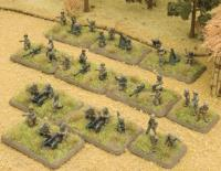 Infantry Battalion HQ (2nd Edition)