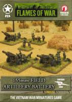 155mm Field Artillery Battery