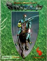 Game Master's Shield (3rd Edition)