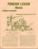 Foreign Legion - Macta