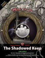 Bone-Hilt Sword, The #3 - Shadowed Keep, The