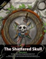Bone-Hilt Sword, The #2 - Shattered Skull, The