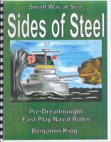 Sides of Steel - Pre-Dreadnought Fast Play Rules