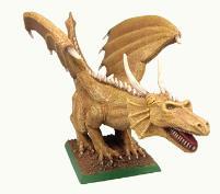 Kingdom of Avalon - Golden Dragon