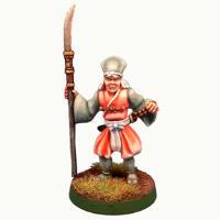 Bushido Clan - Hamoi Priest