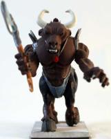 Minotauran #1