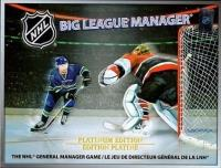 Big League Manager (Vancouver vs. Ottawa Box)