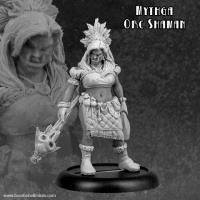 Mythga - Orc Shaman