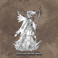 Glacia - Winter Witch