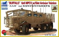 """""""Buffalo"""" 6x6 BPCV w/Slat Grill Armor"""