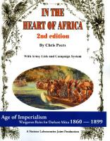 In the Heart of Africa - Wargame Rules for the Age of Exploration and Imperialism in Darkest Africa, 1860-1899 (2nd Edition, 2nd Printing)