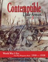 Contemptible Little Armies (3rd Edition)