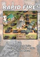 German Tank Units - Russian Front 1941 - 1942