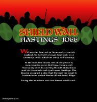 Shield Wall - Hastings 1066