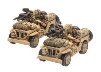 LRDG/SAS Jeep
