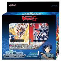 """Legend Deck - The Blaster """"Aichi Sendou"""""""