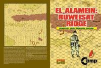 El Alamein - The Battle of Ruweisat Ridge (Monster Edition, ASL)