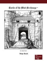 Castle of the Mad Archmage - Map Book