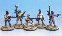 Militia #3 (Resin)