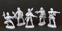 Militia #4 (Resin)