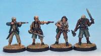 Rogues #1 (Resin)