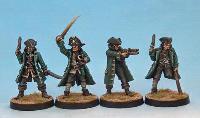 Pirates #1 (Resin)