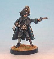 Black Jack Davey (Resin)