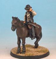 William Zanzinger - Mounted