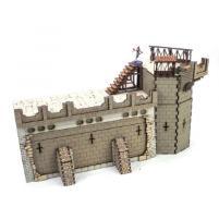 Bruckstone Fortress - Corner