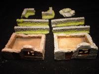 Brick House Ruins & Walls