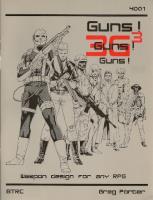 Guns! Guns! Guns! (3rd Edition)